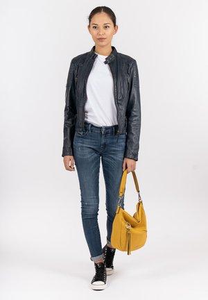 HOLLY - Handbag - yellow