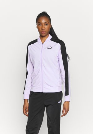 BASEBALL TRICOT SUIT SET - Tracksuit - light lavender