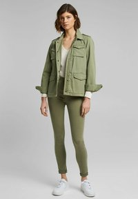 Esprit - Summer jacket - light khaki - 1