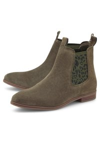 Coolway Freestyle - Ankle boots - khaki - 2