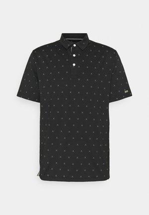 DRY FIT PLAYER X CLUB  - Poloshirt - black/brushed silver