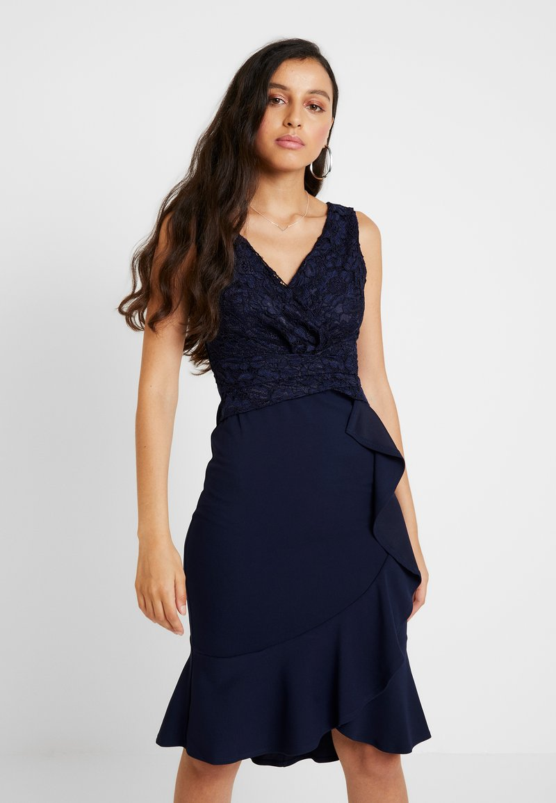 Sista Glam - ARIANNE - Cocktail dress / Party dress - navy