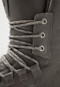 ECCO - UKIUK 2.0 - Zimní obuv - wild dove - 5