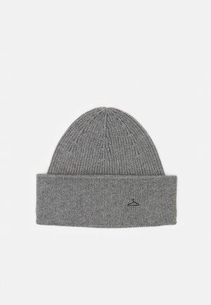 MARGAY BEANIE UNISEX - Mütze - grey melange