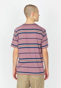 Brixton - Print T-shirt - pink - 2