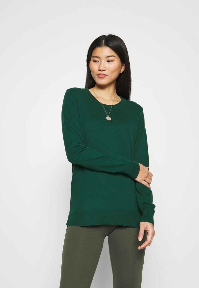 GAP - CREW - Jumper - pine green