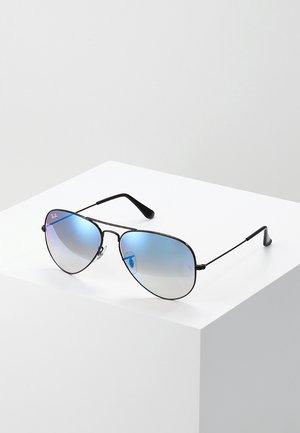 AVIATOR - Zonnebril - mirror gradient blue