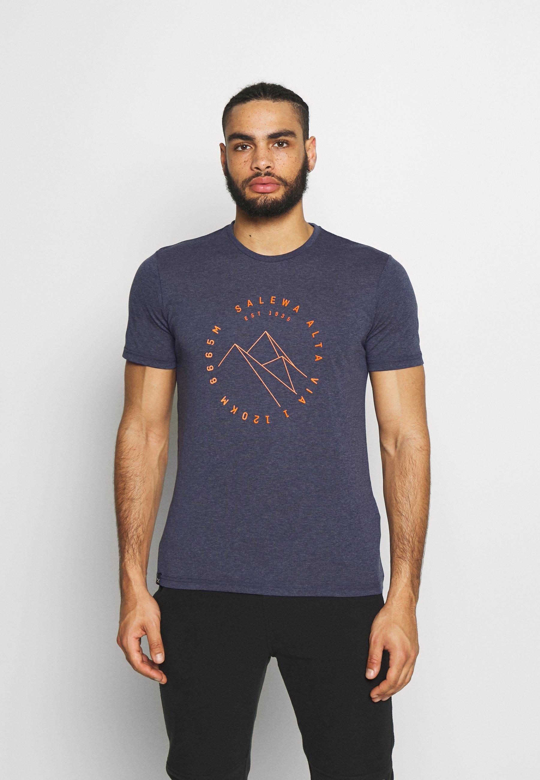Men ALTA VIA DRY TEE - Print T-shirt