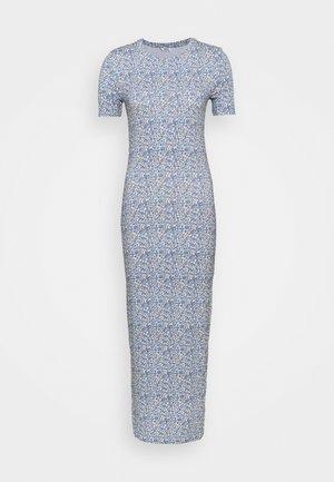 ENZOE DRESS - Maxi dress - dainty violet