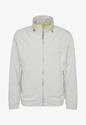 MIT REFLEKTIERENDEN DETAILS - Light jacket - beige