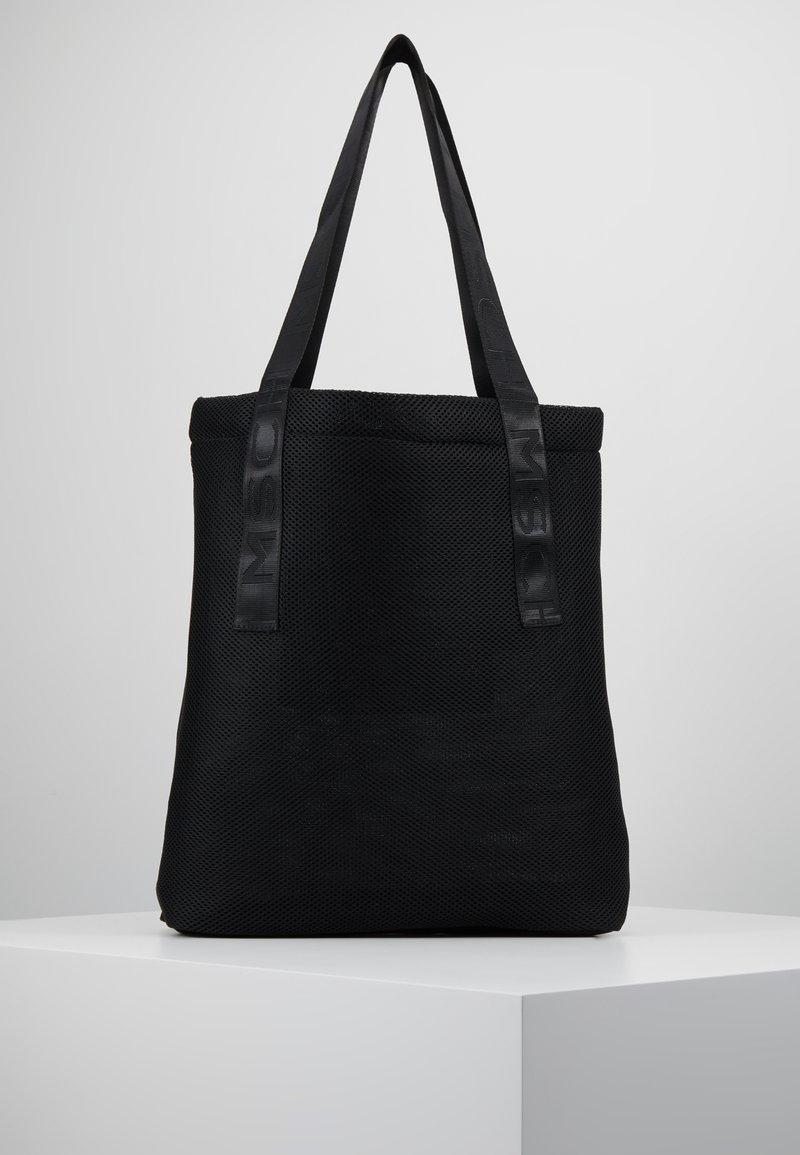 Moss Copenhagen - SHOPPER - Bolso shopping - black