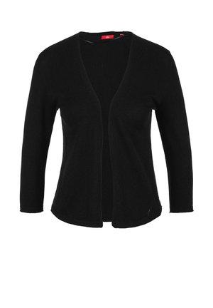 MIT LOCHMUSTER-DETAILS - Vest - black