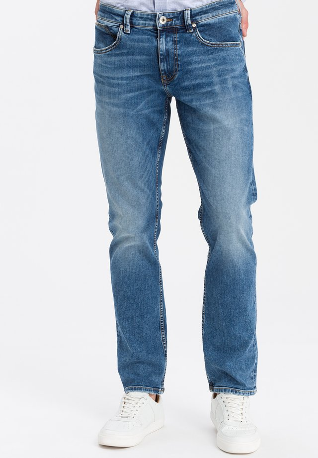 DYLAN - Straight leg jeans - mid-blue