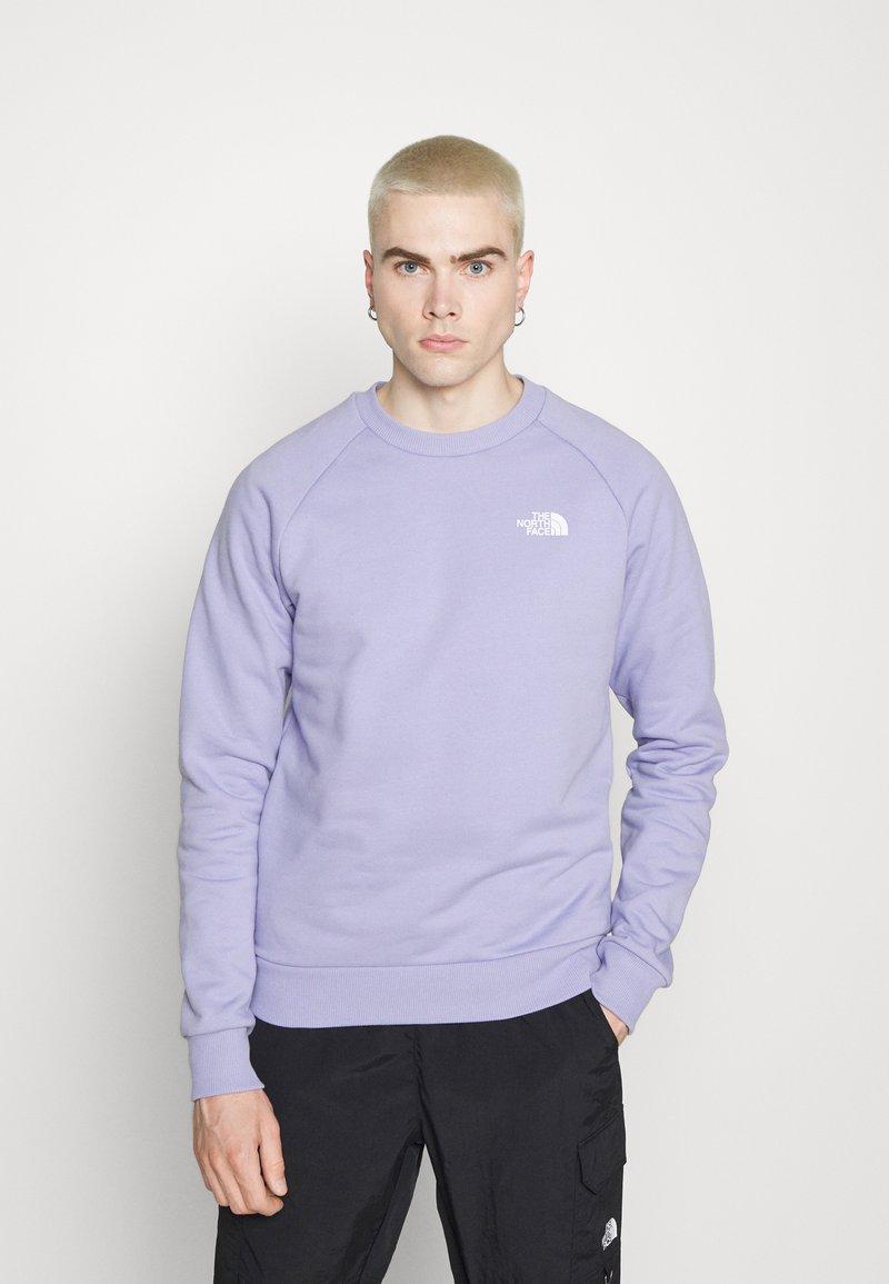 The North Face - RAGLAN REDBOX CREW NEW  - Sweatshirt - sweet lavender