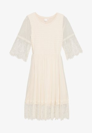 MESSIACR DRESS - Robe d'été - chai beige