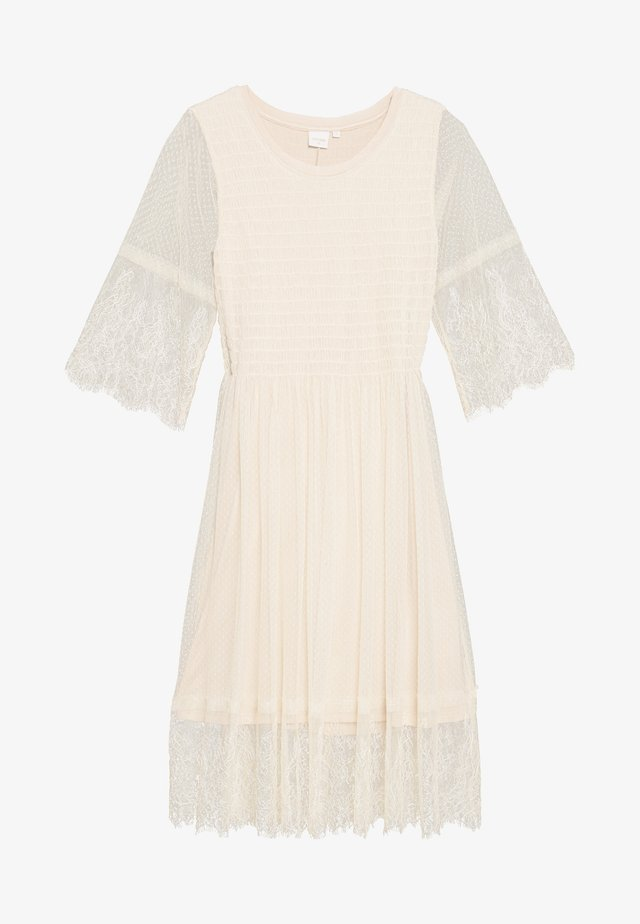 MESSIACR DRESS - Vapaa-ajan mekko - chai beige