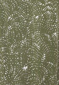 GAP - ZEN DRESS - Robe d'été - olive - 5