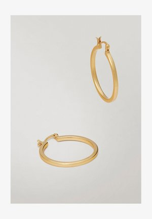 SMALL HOOP - Earrings - gold