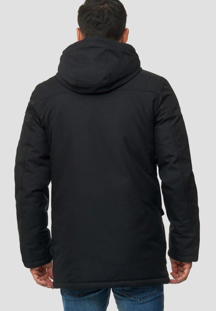 INDICODE JEANS Veste d'hiver - black