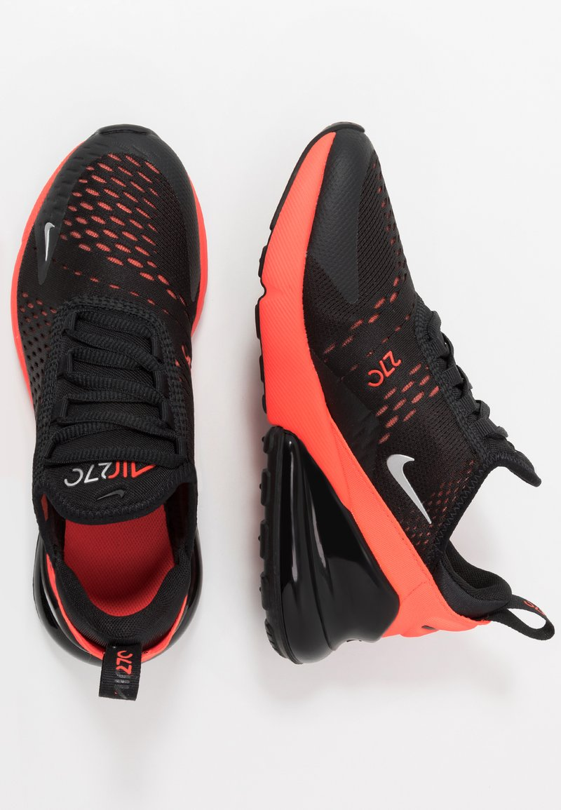 Nike Sportswear - AIR MAX  - Sneakers laag - black/reflect silver/bright crimson
