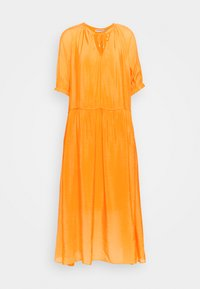 InWear - HAZINI DRESS - Maxi dress - vibrant orange - 0