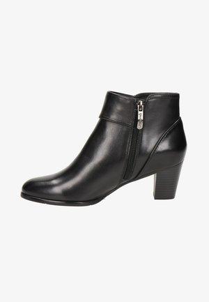 REGARDE LE CIEL - Korte laarzen - zwart