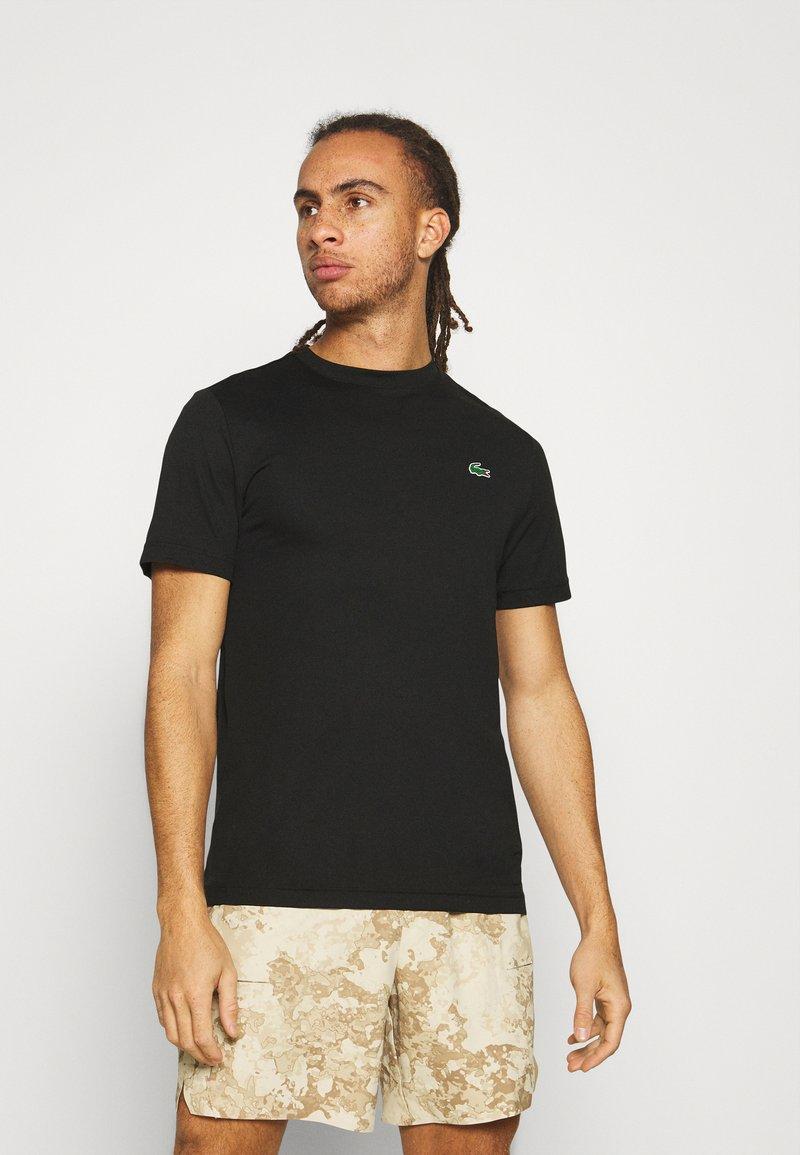 Lacoste Sport - TENNIS - T-paita - black