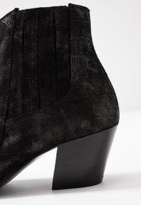 lilimill - FEDORA - Ankle boots - koko nero - 2