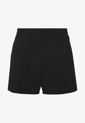 KAMA SHORTS - Tracksuit bottoms - black
