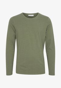 Casual Friday - THEO LS  - Long sleeved top - olivine - 3