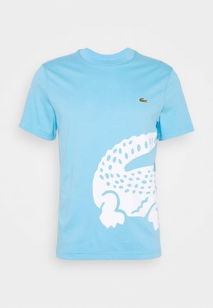 TH5139 - Print T-shirt - light blue