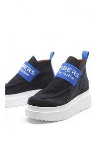 DOMBERS - GRAVITY - Boots à talons - dark blue - 2
