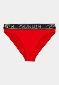 Calvin Klein Swimwear - TRIANGLE SET - Bikini - fierce red - 2