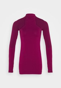 adidas Performance - Langarmshirt - power berry/purple - 3