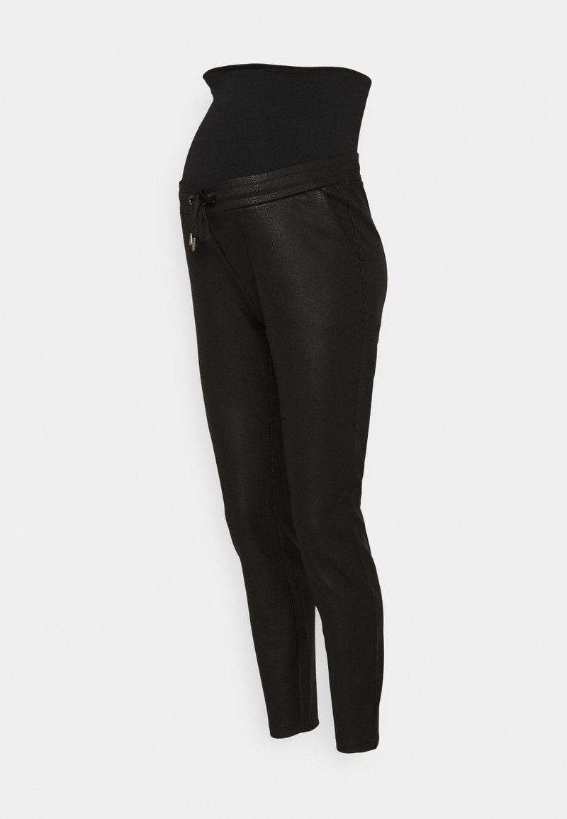 Supermom - PANTS  - Tracksuit bottoms - black