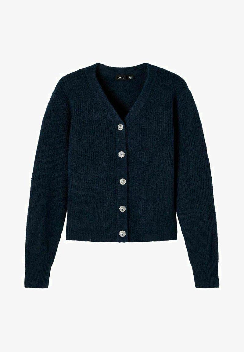 LMTD - Cardigan - dress blues