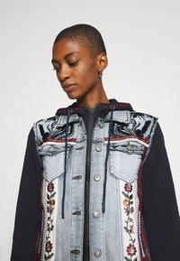 Desigual - CHAQ LIBERTE - Denim jacket - denim bleach - 3