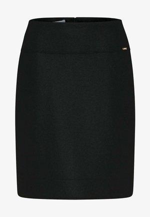 CICLEAN - Mini skirt - schwarz
