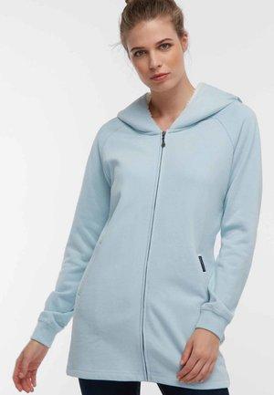 Bluza rozpinana - light blue