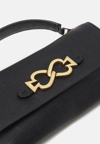 kate spade new york - TOUJOURS TOP HANDLE CROSSBODY - Handbag - black - 3