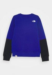 The North Face - DREW PEAK LIGHT CREW UNISEX - Sweatshirt - bolt blue - 1
