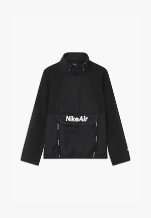 REFLECTIVE AIR - Fleece jumper - black