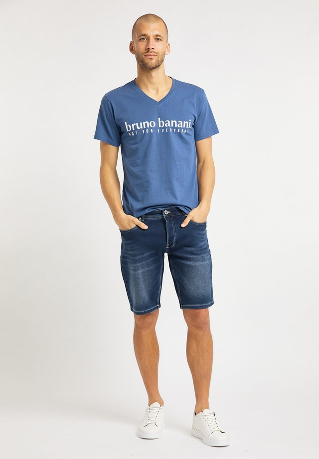 T-shirts print - blau