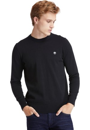 LS WILLIAMS  - Jumper - black