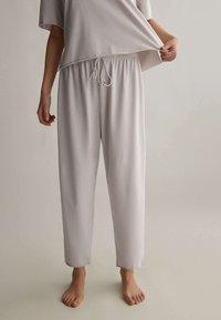 OYSHO - Pyjama bottoms - mauve - 0
