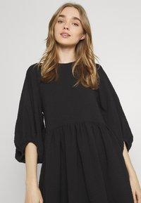 Gina Tricot - HILMA DRESS - Day dress - black - 3