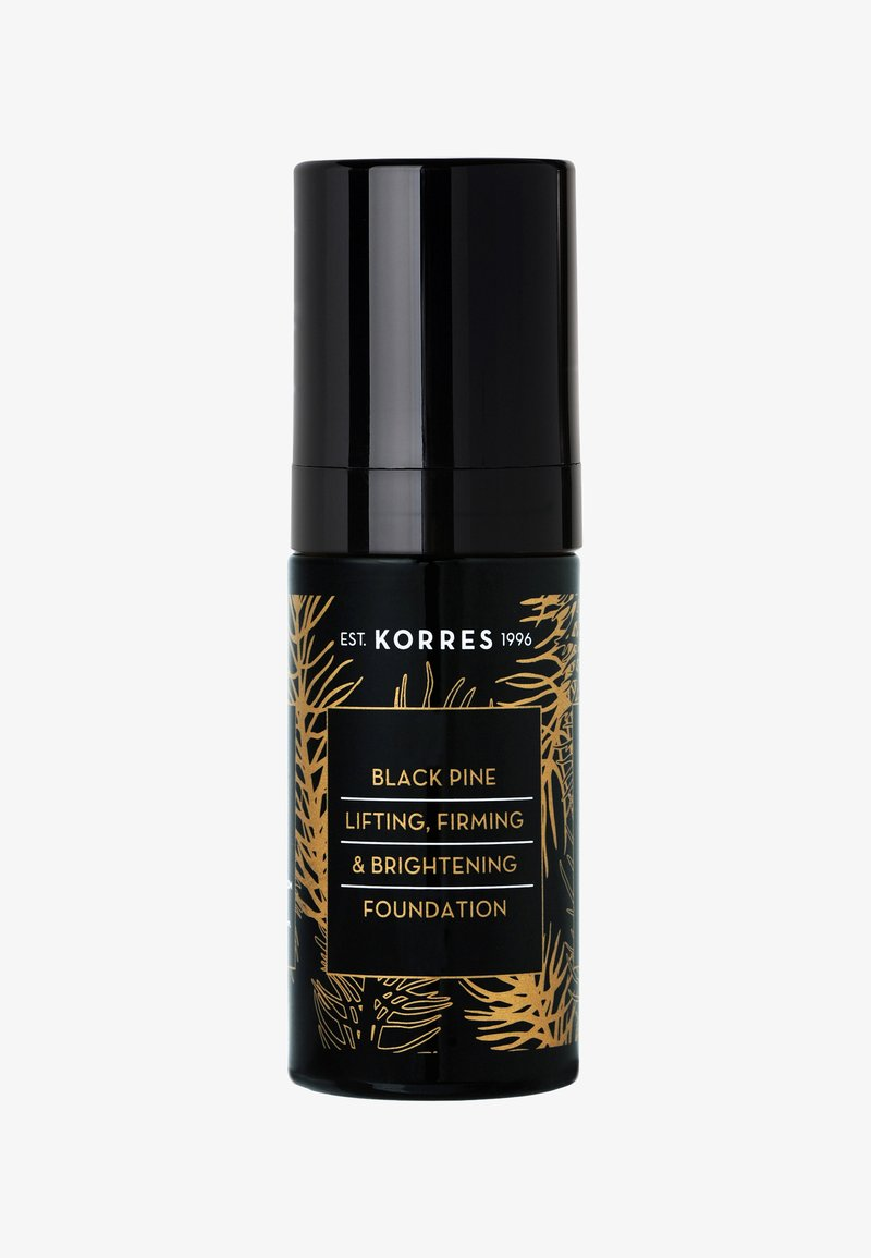 Korres - BLACK PINE FOUNDATION - Foundation - bpf 3