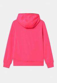 Ellesse - EDENI HOODY UNISEX - T-shirt à manches longues - neon pink - 1