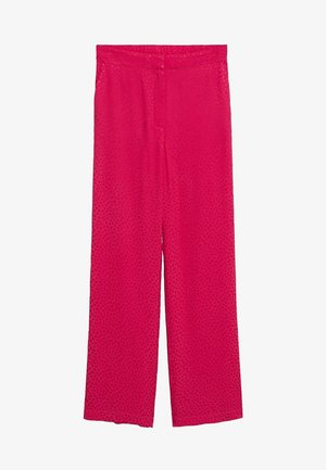 PINKY - Trousers - fuchsia