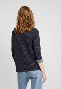 s.Oliver - 3/4 ARM - Long sleeved top - navy - 2